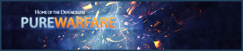 Pure Warfare - The #1 Community for Pures
